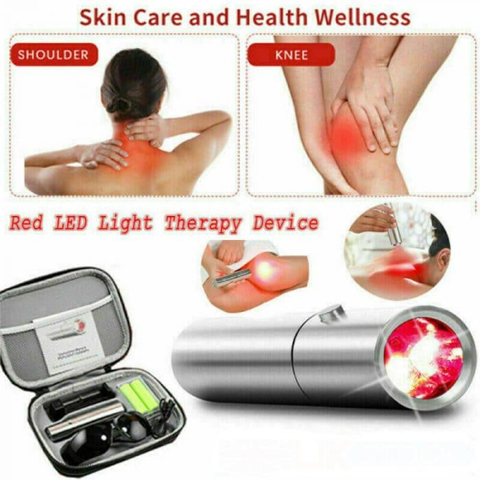 Portable Red Light Therapy Device 4