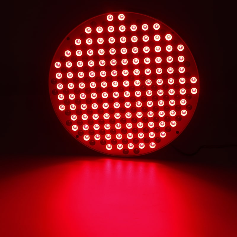Red light therapy panel (Circle)