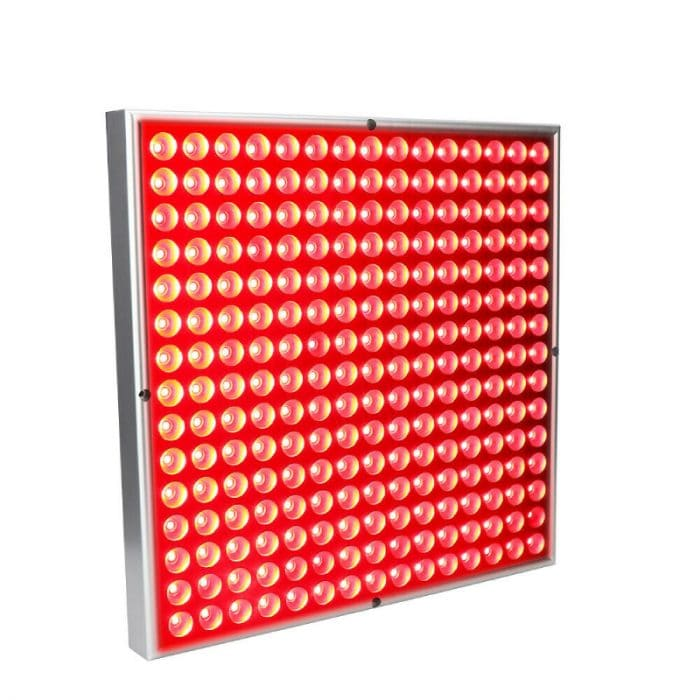 Red light therapy panel (square)